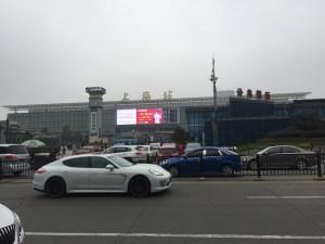 Shanghai-Porsche
