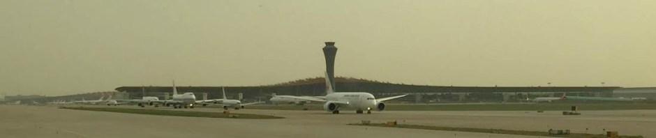 Airport runway