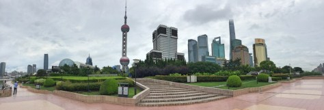 Morning-Run-Shanghai-Pudong