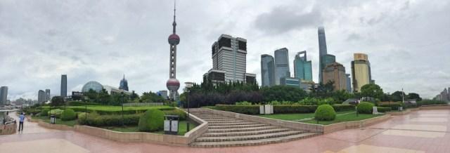 Morning-Run-Shanghai-Pudong