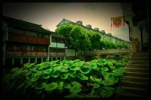 China, Shanghai, Qibao