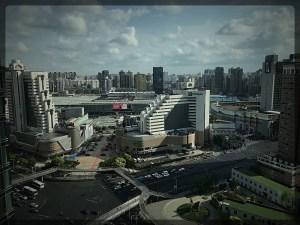 China,Shanghai, Zhabei, Shanghai Train Station, Shanghai Clear Sky Day