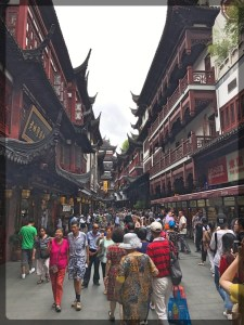 China, Shanghai, Yu Garden