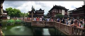China, Shanghai, Yu Yuan, Yu Garden