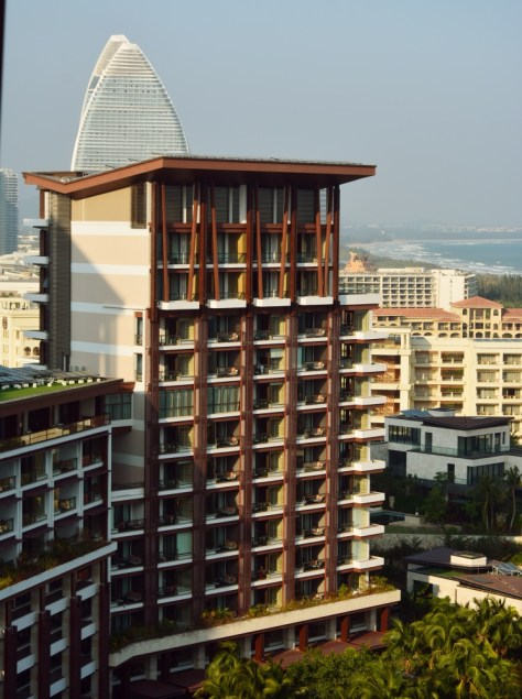 China, Hainan Island, Sanya, Grand Hyatt