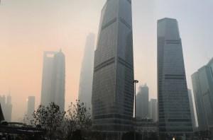China, Shanghai, AQI
