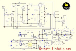 Music Angel Class A Tube Integrated Amplifier EL34 x4 XD500MKIII : ChinahifiAudio online store