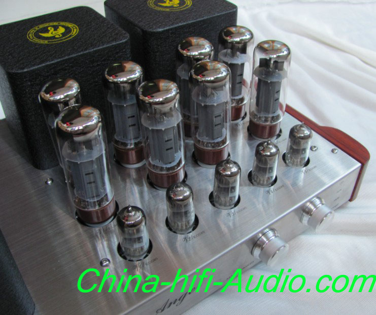 Xdse M9 Class A Integrated Amp Music Angel Tube El34 8