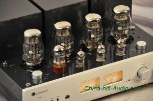 MUZISHARE X7 KT88 x4 vacuum tube integrated amplifier& power amplifier Headphone : Chinahifi