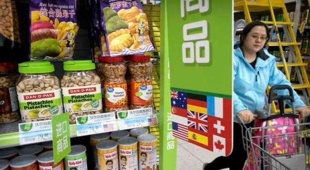 食品价暴涨  贸易战导致中国粮荒?