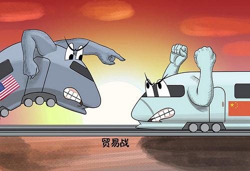 中美贸易战导致中国陷入三重困境