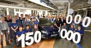 Volkswagen 150 миллионов автомобилей за 72 года