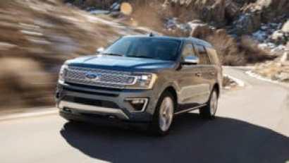 Ford Expedition семейный поход
