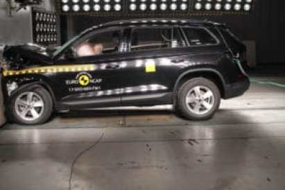 Тесты Euro NCAP Kodiaq и Countryman на пять, Micra на четверку, а Swift на три