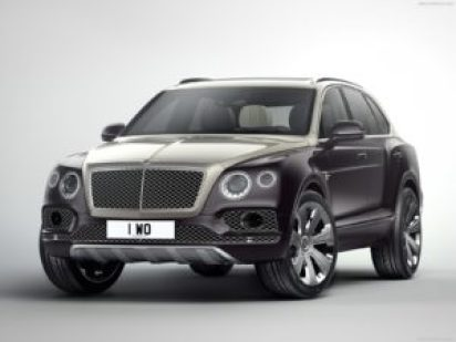 Новый Bentley Bentayga Mulliner