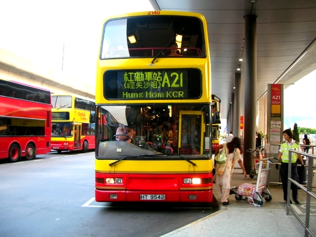 Image result for get on hong kong bus