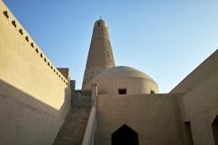 Innenhof des Emin Minaretts
