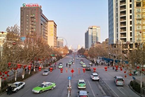 Renminxi Lu Kashgar