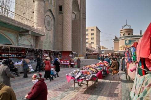 Markt in Kargilik