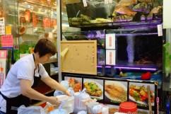 Welchen Fisch hätten's denn gerne?