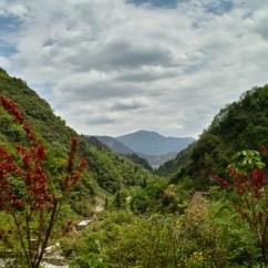 Das Tal von Sanjiang.