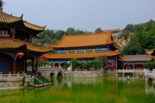Yuantong Tempelgarten