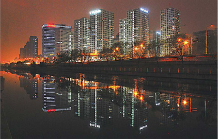 World s top urban planners envision new Beijing CBD
