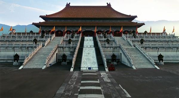 BBC documentary reveals secrets of Forbidden City