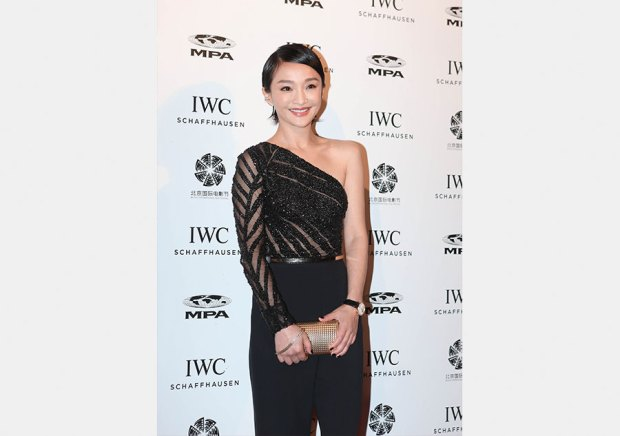 Star gazing: Who wore what at Beijing International Film Festival