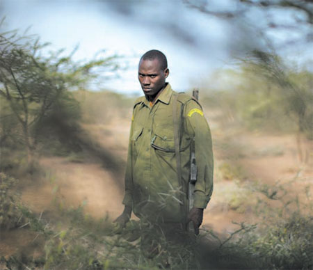 Ivory poachers turn saviors