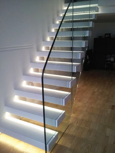 Floating StaircaseFloating Stairs Demax Arch