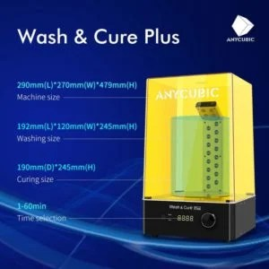 Anycubic Wash and Cure plus 4