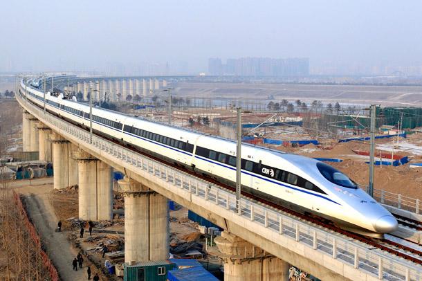 China recibe 16 millones de dólares por la cancelación del tren mexicano