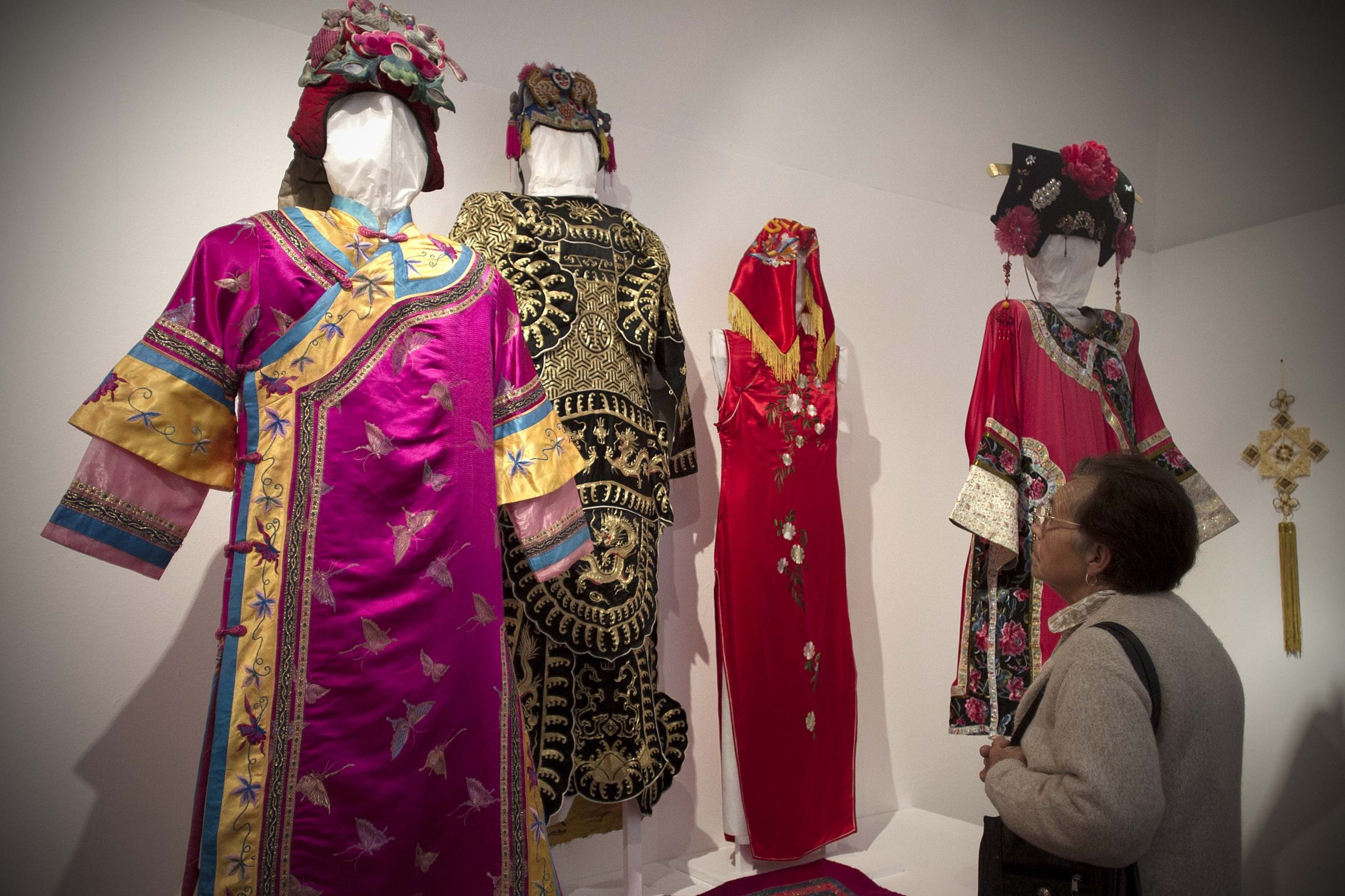 El Patrimonio Cultural Inmaterial de Liaoning está presente en el Museo Nacional de Culturas Populares de Coyoacán