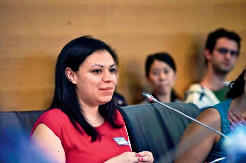 Guadalupe Ximena García Hidalgo.