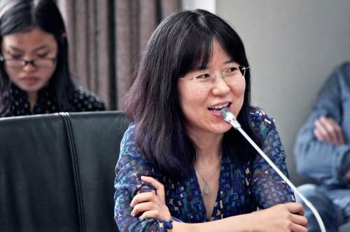 Yue Yunxia.