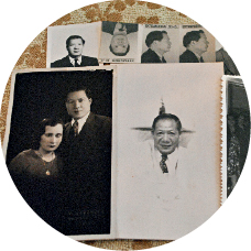 4。Julio常的家庭照片。中间是他的祖父_fmt