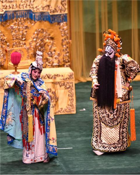 """Ópera de Beijing aterriza en Londres con """"Adiós a mi concubina"""" y """"Guerreras de Yang"""""""