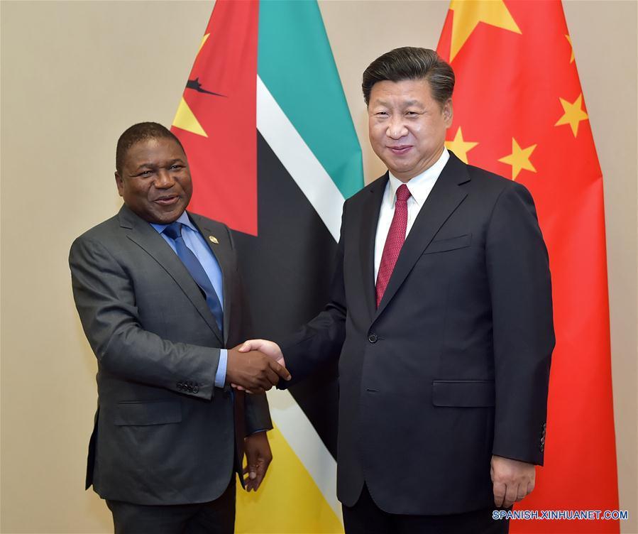 China y Mozambique prometen impulsar cooperación