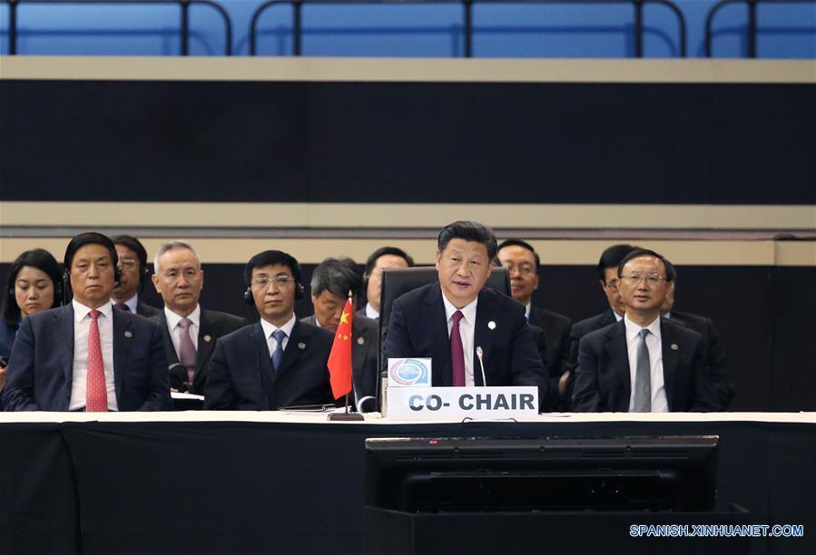 Xi anuncia consenso unánime alcanzado para mejorar lazos China-Africa