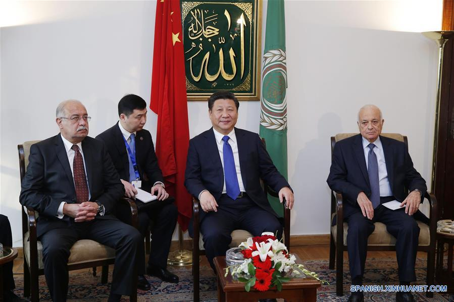 Presidente Xi: China apoya a mundo árabe en solución de sus propios problemas