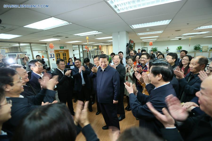 Gira de presidente Xi por medios de comunicación genera reacción positiva de reporteros y académicos de periodismo