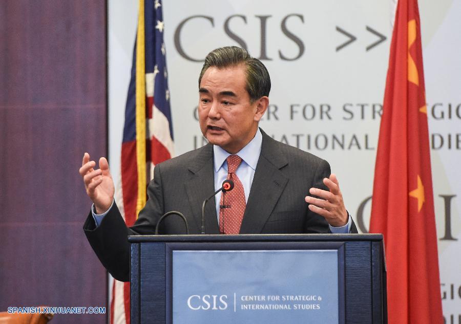 RESUMEN: Canciller chino desgrana prioridades de diplomacia china