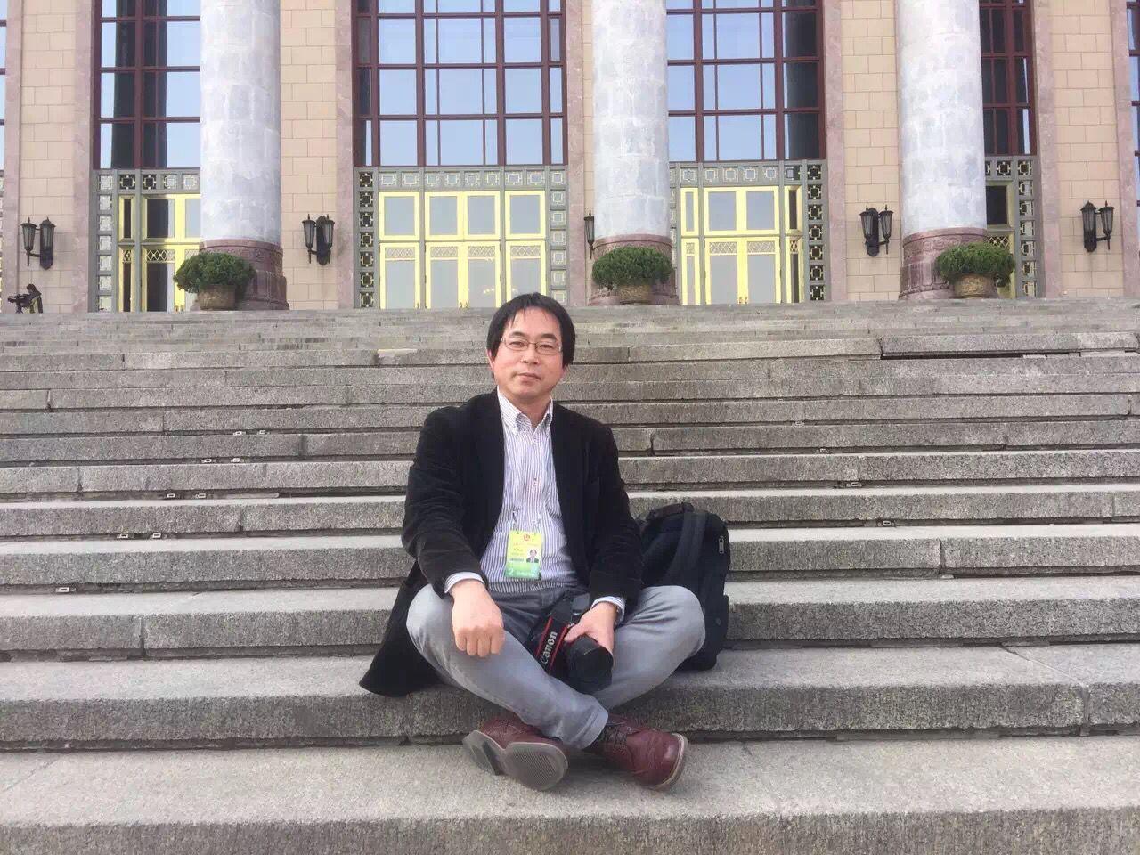 """Presidente de Agencia de Noticias de Japón en Asia: """"Los medios de comunicación internacionales observaron el progreso del nivel de la democratización, la reforma y apertura de China"""""""