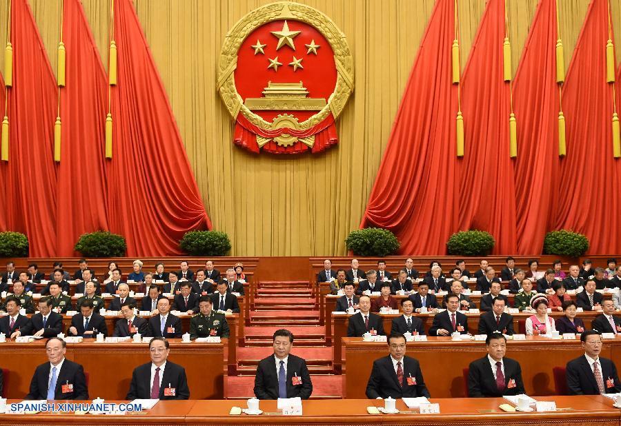 Inaugurada sesión anual de máximo órgano legislativo de China