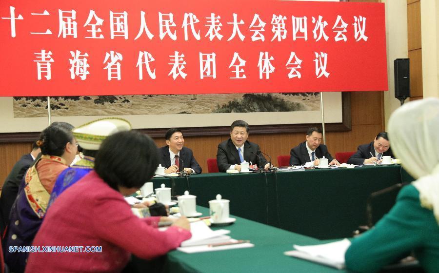 Presidente chino subraya protección de ecosistema y reducción de pobreza en regiones étnicas