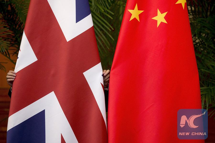 """China y Reino Unido se beneficiarán más de """"era dorada"""" de relaciones bilaterales, dicen expertos"""