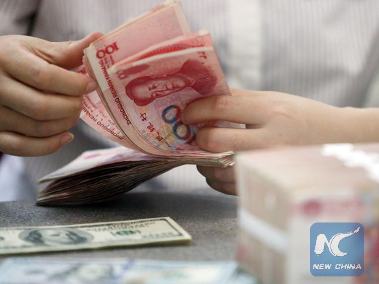Banco central chino continúa ventas de divisas en febrero