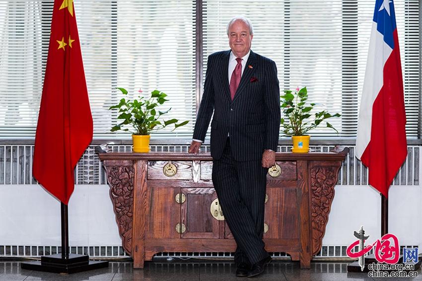 Embajador de Chile: Lo más importante es la transición de la economía china