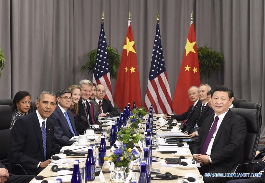 Xi y Obama acuerdan ampliar intereses en común